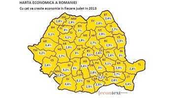 Argeşul, pe primul loc în ceea ce priveşte creşterea economică în 2012 6