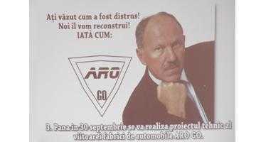 """""""În proiectul ARO-GO, Davidescu a fost băgat în faţă ca să ne racoleze"""" 4"""