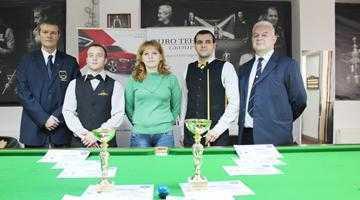A doua etapă a Campionatului Naţional de Snooker, la Piteşti 4