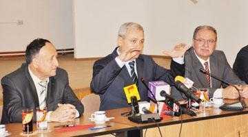 """Vicepremierul Liviu Dragnea: """"Argeşul poate fi ajutat de Teleorman sau Giurgiu, care sunt judeţe dunărene"""" 5"""
