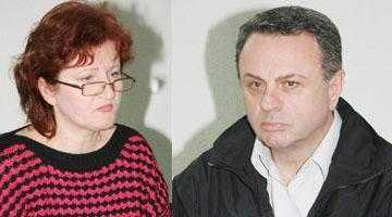 Procurorii DIICOT  Mihaela Olaru şi Nicolae Blaga 4
