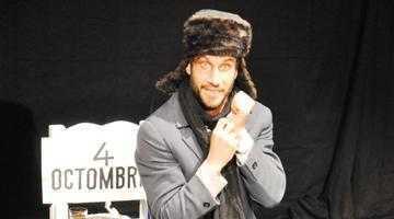 Premieră N.V Gogol la Teatrul Davila 5