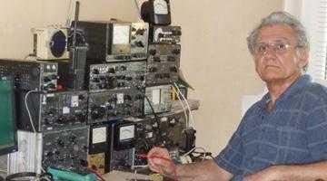 Laurenţiu Codreanu,  un radioamator de excepţie  în domeniul construcţiilor radio 6
