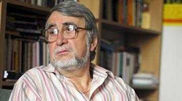 Scriitorul argeşean  Horia Bădescu, fostul director  al Teatrului Naţional din Cluj 6