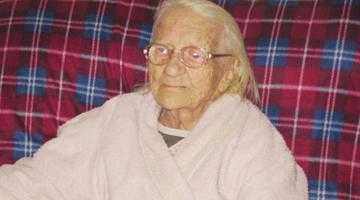 Cea mai longevivă femeie din Câmpulung 3
