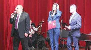 """Spectacol notabil  de 8 Martie, la Casa de Cultură """"Adriana Trandafir"""" 4"""