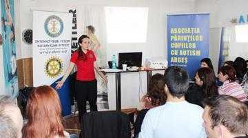 Rotary Club, din nou în sprijinul copiilor cu autism 6