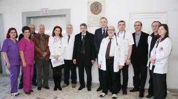 În slujba cetăţenilor! Patru decenii de la înfiinţarea secţiei de cardiologie a Spitalului Judeţean 5