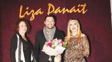 Norris Măgeanu şi Mădălina Nicolescu, la lansarea colecţiei designer-ului Liza Panait 4