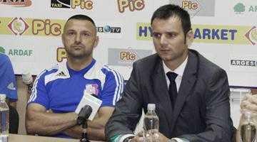 Salariul înjumătăţit l-a făcut pe Viorel Dumitrescu să demisioneze de la FC Argeş 5