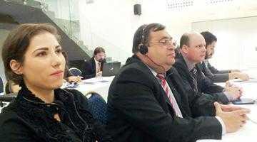 Consilierul judeţean Leonard Soare, la Adunarea Generală ALDA din Croaţia 3