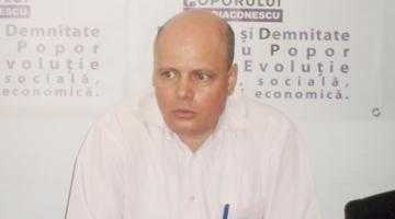 Marian Fulga şi alţi trei candidaţi îşi dispută şefia PPDD 5