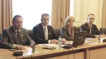Deputatul Cătălin  Teodorescu s-a întâlnit cu ambasadoarea Croaţiei 5