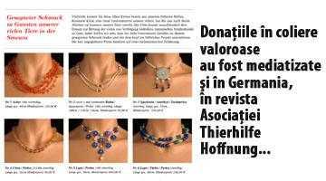 O nemţoaică bogată a donat un cufăr plin cu bijuterii pentru maidanezii de la Smeura 7