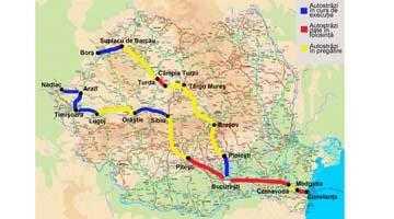 Pentru că Autostrada Sudului este mult mai rentabilă, proiectul autostrăzii Piteşti-Sibiu ar putea fi abandonat 3