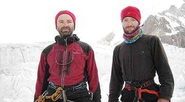 Marius Gane s-a tăiat la mână şi e blocat la 4600 metri, în Himalaya 2