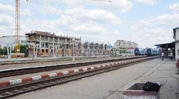 Gară de 17 milioane euro pentru 30 de călători/tren, medie zilnică 5