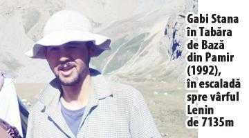 Remember 1996. Moartea alpinistului Gabi Stana pe vârful Nanga Parbat 3