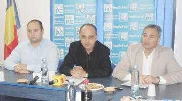 Vrabia mălai visează... PC Argeş are ca obiectiv obţinerea a 5% din voturi la europarlamentare 5