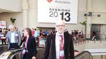 Doctorul Adrian Tase a participat la congresul Asociaţiei Americane a Inimii 4