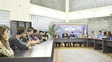 Se va înfiinţa Consiliul Local al Tinerilor Mioveni 4
