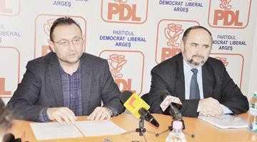 PDL Argeş nu şi-a stabilit un procent pentru europarlamentare 5