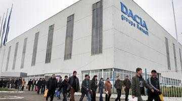 Peste 10.000 de salariați de la Dacia protestează împotriva Guvernului pe 5 martie 5