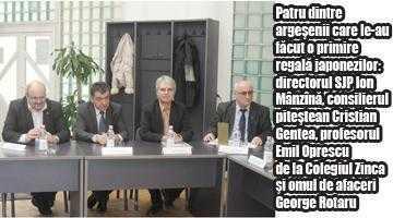 Asociaţie româno-japoneză constituită în Argeş 8