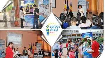 Peste 1.500 de oameni au apelat la serviciile Europe Direct Argeş anul trecut 5