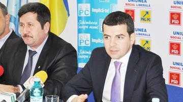 """Dacă tot e să se aleagă praful de judeţ... Daniel Constantin încearcă să-l impună pe """"insolventul"""" Lazăr ca prefect 2"""