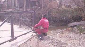 Se întâmplă în comuna Budeasa! Un pod proprietate privată a fost construit pe domeniul public 8