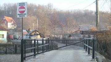 Se întâmplă în comuna Budeasa! Un pod proprietate privată a fost construit pe domeniul public 6