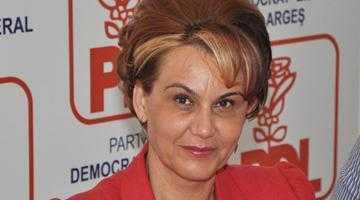 Olimpia Doru a fost aleasă preşedintă a Organizaţiei de femei a PDL Argeş 5
