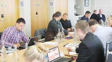 Adrian Moisescu în vizită de lucru în Irlanda în cadrul unui proiect european 6