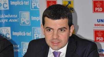 Vicepremierul Daniel Constantin vine la Piteşti să instaleze noul prefect 5