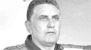 Vasile Stan, fostul portar al FC Argeş, a devenit pensionar 6
