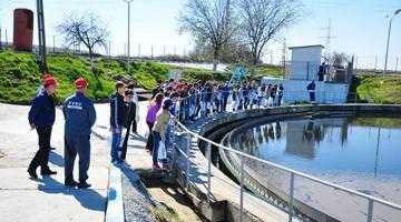Ziua Porţilor Deschise la Staţia de Epurare Mioveni a strâns sute de vizitatori 3