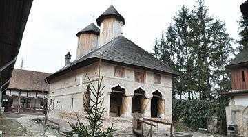 Mănăstirea Bascovele, ctitoria Cantacuzinilor din comuna Cotmeana 2