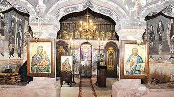 Mănăstirea Bascovele, ctitoria Cantacuzinilor din comuna Cotmeana 3