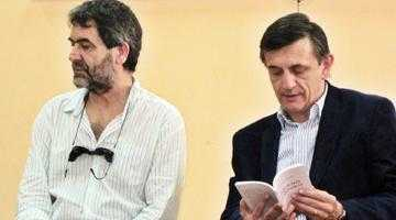 Prozatorii Corneliu Ivanciuc şi Ioan Matei au lansat două cărţi 3