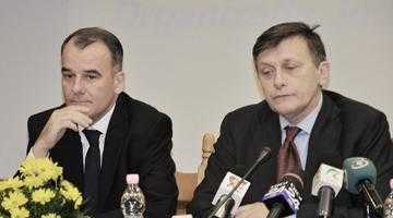 Crin Antonescu vrea să-l propună pe Iani Popa vicepreşedinte al PNL 5