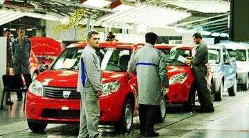 800 de milioane de euro - cifra de afaceri a furnizorilor Dacia din Argeş 5