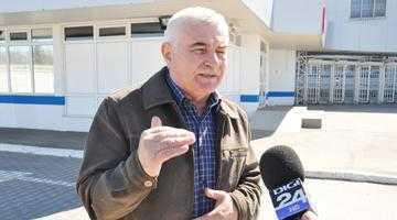 Viceliderul de la Dacia a participat la protestul colegilor de la Johnson Controls 2