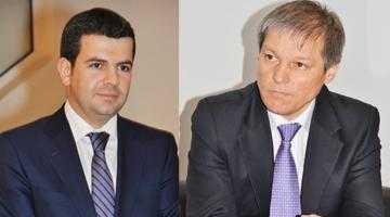 Vicepremierul Daniel Constantin şi comisarul european Dacian Cioloş vin la Piteşti 4