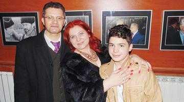 Piteşteanul Vlad Ghiţulescu, pe covorul roşu la premiera filmului Revederea 6