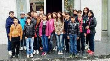 """Muzeul Judeţean Argeş  a participat la proiectul """"Şcoala Altfel"""" 5"""