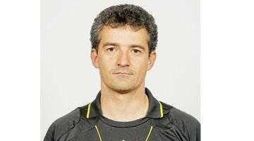 Bogdan Sorescu, piteşteanul din elita mondială a arbitrilor de futsal 5