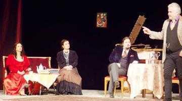 Trupa de actori amatori a profesorului Boia, solicitată să joace şi pe alte scene din ţară 3