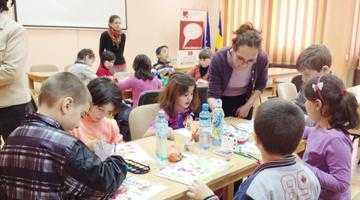 """""""Aventura cărţii şi a lecturii"""" la Biblioteca Judeţeană 5"""