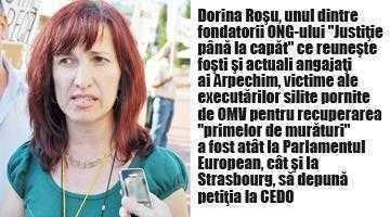 Peste 2.500 de salariaţi  ai Arpechim cer daune  de 45 de milioane de euro de la statul român 4